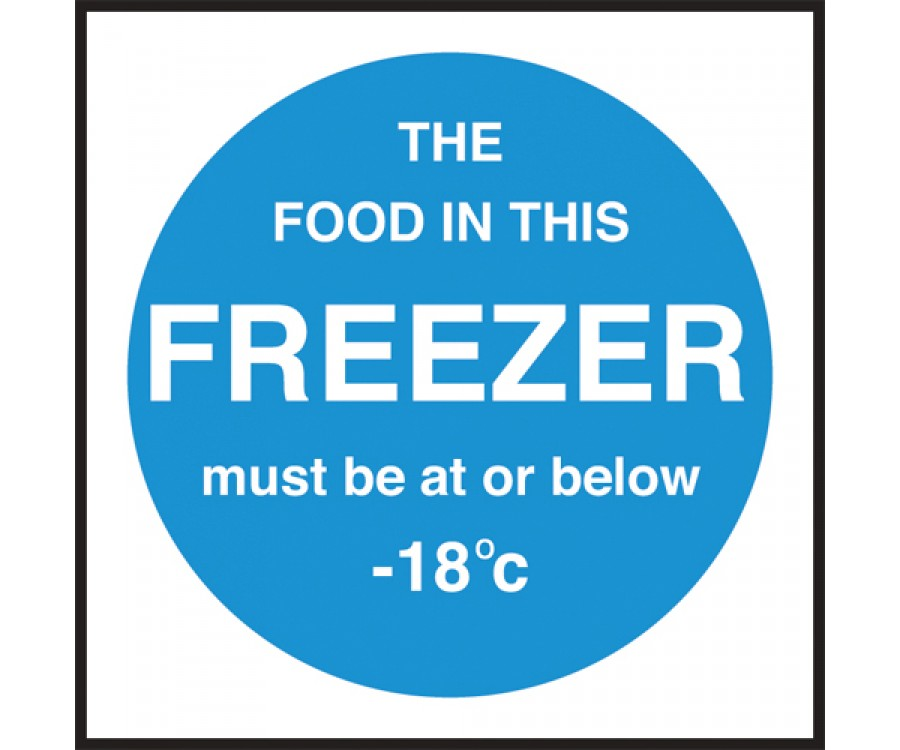 Freezer Temperature